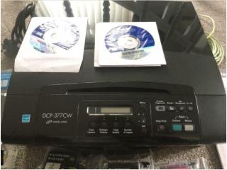 Brother DCP-377CW Printer/scanner/copier