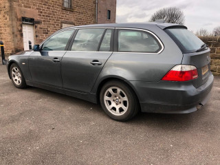 BMW, 5 SERIES, TOURING (520d) in Rotherham