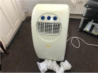 Portable Air Conditioner/Fan/Hose