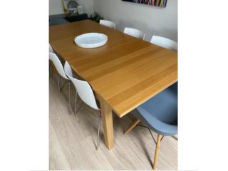 Dinning table extending