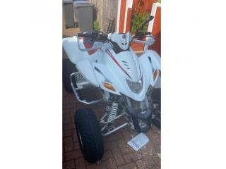 Quadbike DINLI 450cc 10 months MOT