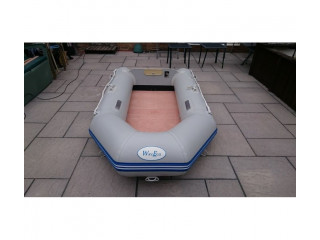INFLATABLE DINGHY WILL TAKE OUTBOARD MOTOR ,DINGY TENDER RIB