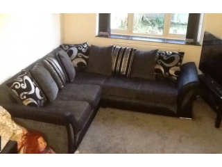 FACTORY PACKED SHANNON CORNER SOFAS FOR SALE--NEXT DAY DELIVERY