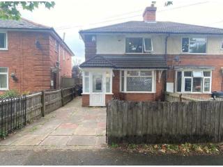 2 bedroom semi detached property in Hall Green, Birmingham