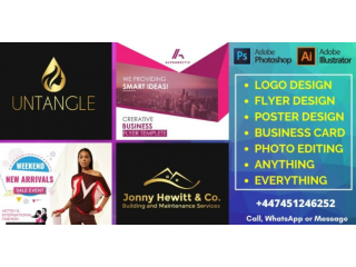 Freelance Graphic designer   Logo, Leaflet, Price or Menu Card, Press, Magazine & Invoice design