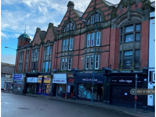 Studio flat in Stephenson Place, Chesterfield, S40 (#1027781)