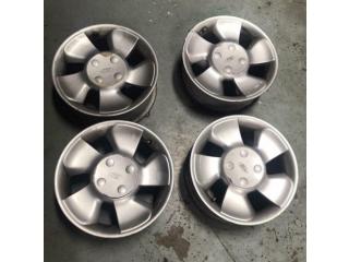 Ford puma alloys