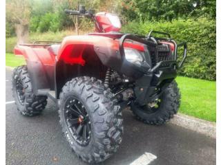 Honda TRX500FM6 Foreman / Rubicon ATV Quad bike - 2017 - Low Mileage