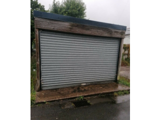 Garage for rent just off Whirchurch High Street