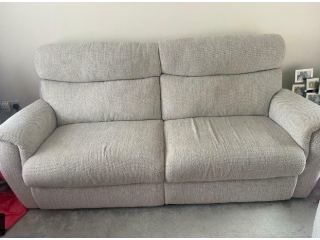 Lazyboy boy sofa and chair free for collection