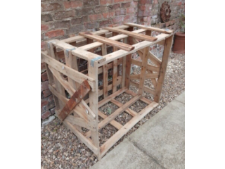 WOODEN PAVER PACKING CASE