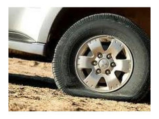 Puncture repairs at Home or work