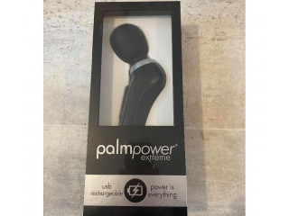 PALM POWER EXTREME MASSAGE WAND - BRAND NEW - CLEARANCE