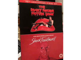 Rocky Horror Picture Show / Shock Treatment 30th Anniversary 3 disc set