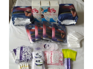 Tena, Always. Job lot/ bundle of Incontinence Pants, pads, sanitary towels, liners, tampons etc