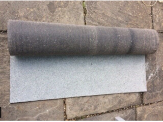 Quality shed roofing felt