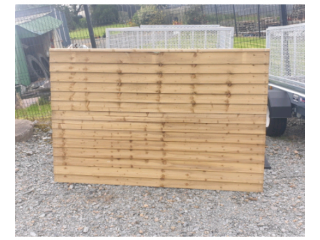 Wooden fence panels treills frame fencing panels