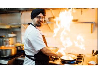 Indian chef for award winning restaurant