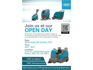 Tennant North West Open Day 6th Oct