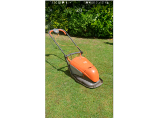 FLYMO 350 Hover Lawn Mower
