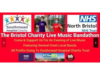 The Bristol Charity Live Music Bandathon - Southmead Hospital Charity