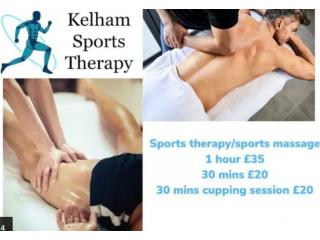 Kelham Sports Therapy