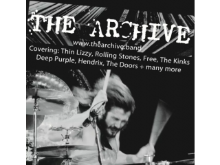 Drummer Wanted for Classic Rock Covers Band in Cambridge Area