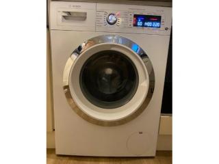 Washing Machine - Bosch Serie 8
