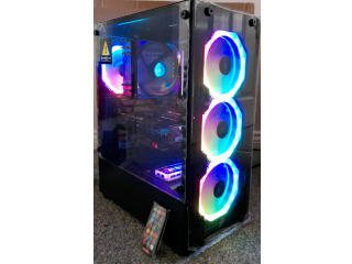AMD 8 core gaming PC computer