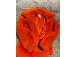 Fake fur Jasper Conran coat