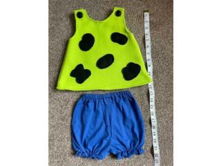 Pebbles Costume Handmade Brand New/Never worn Baby/Toddler - Girl