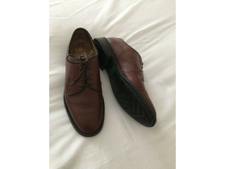 BARKERS BROWN SHOES