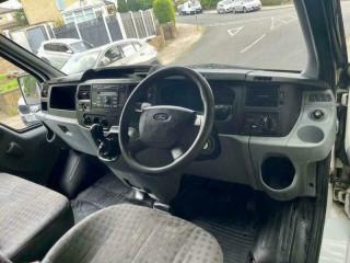 2007 Ford Transit High Roof Van, Long Wheel Base TDCi 115ps High Volume/High Roo