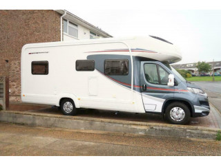 Auto Trail Tracker RB 4 Berth Rear Island Bed Motorhome For Sale