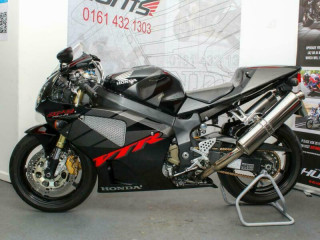 2008, '08 reg. Honda VTR1000 SP2. Stunning Classic Superbike.