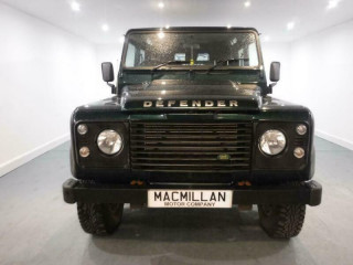 2015 Land Rover Defender TD COUNTY UTILITY WAGON 4x4 Diesel Manual
