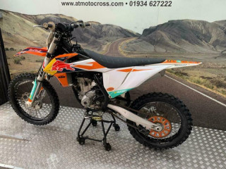 KTM SXF250 2019 MOTOCROSS BIKE, TIDY BIKE, RED BULL DECALS (ATMOTOCROSS)