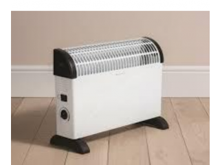 DAEWOO 2000W CONVECTOR HEATER-3 SETTINGS-SAFTEY CUT OUT-NEW-